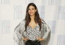 "Victoria Justice – ""Summer Nights"" Screening at 2019 Rom Con Fest in LA"