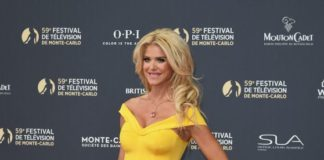 Victoria Silvstedt – 2019 Monte Carlo TV Festival Opening Ceremony