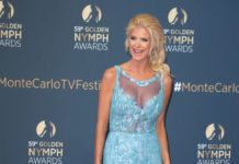Victoria Silvstedt – 59th Monte Carlo TV Festival Closing Ceremony