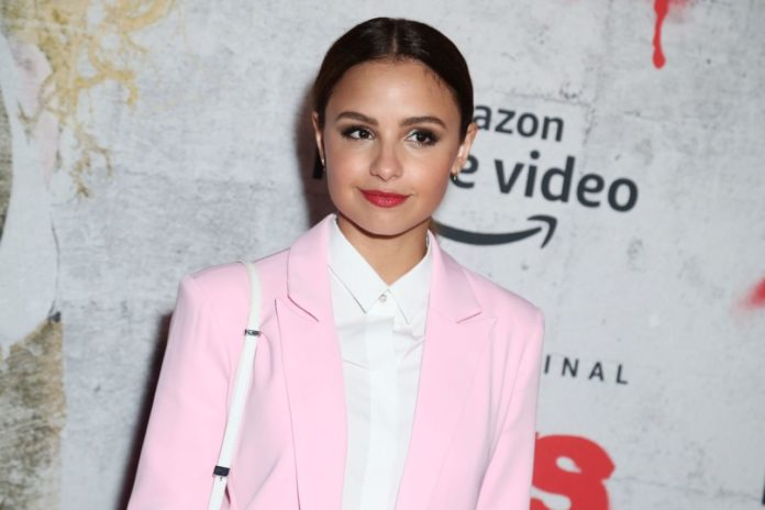 """Aimee Carrero – Red Carpet for """"The Boys"""" at SDCC 2019"""