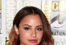 "Aimee Carrero – ""She-Ra and the Princesses of Power"" Press Line at SDCC 2019"