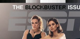 Alison Brie and Becky Lynch – ESPN Magazine August 2019