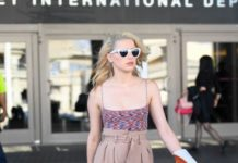 Amber Heard – LAX Airport in Los Angeles