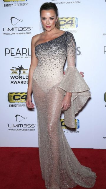 Amber Miller – 2019 World Mixed Martial Arts Awards in Las Vegas