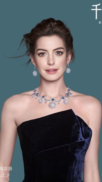 Anne Hathaway – Keer 2019 Campaign