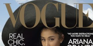 Ariana Grande – Vogue Magazine August 2019 Cover and Photos