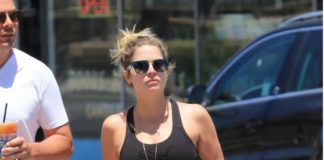 Ashley Benson – Joan's on Third in Studio City