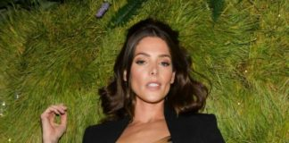 Ashley Greene – Twilight Hollywood Forever Cemetery in LA