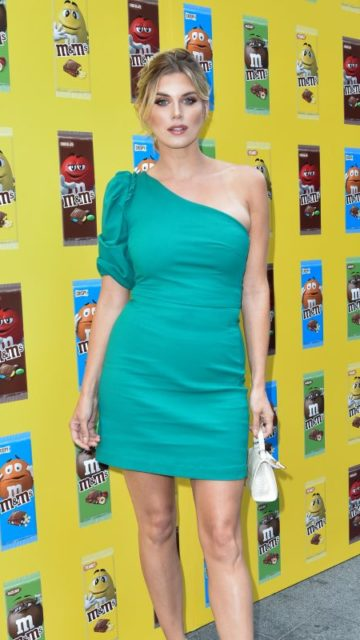 Ashley James – M&M's Block Launch Party in London