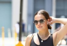 Bailee Madison – Out in NYC