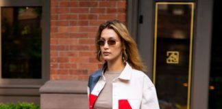 Bella Hadid – Out in Tribeca in NYC