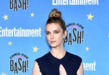 Betty Gilpin – EW Comic Con Party in San Diego