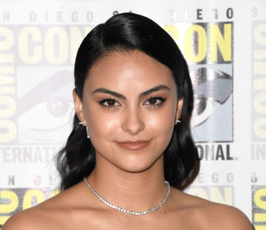 "Camila Mendes – ""Riverdale"" Panel at SDCC 2019"