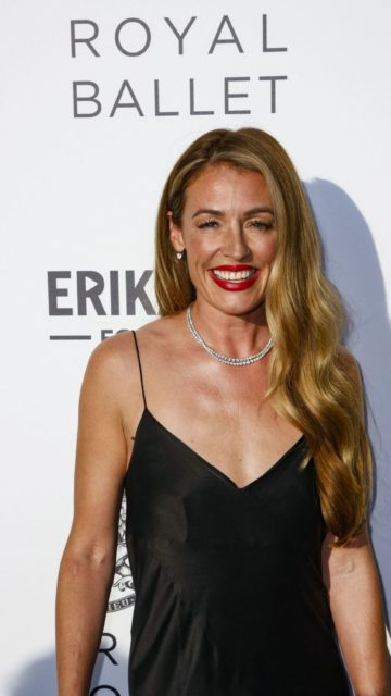 Cat Deeley – American Friends of Covent Garden 50th Anniversary Celebration