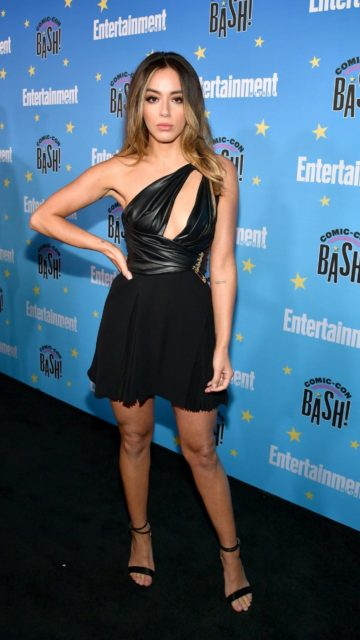 Chloe Bennet – EW Comic Con Party in San Diego