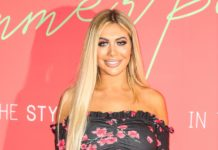Chloe Ferry – In The Style Summer Party in London