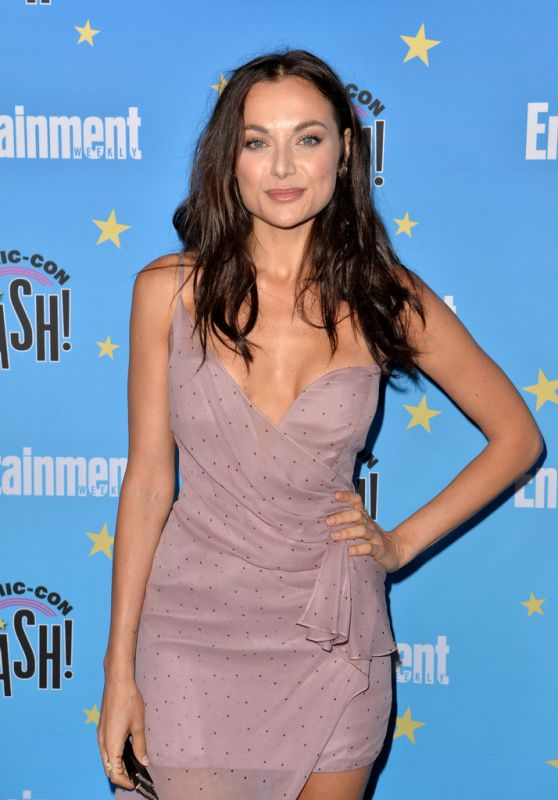 Christina Ochoa – EW Comic Con Party in San Diego