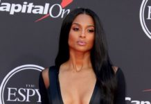 Ciara – 2019 ESPY Awards in Los Angeles