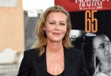 Connie Nielsen – 2019 Taormina Film Fest Closing Evening