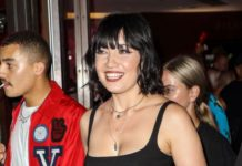 Daisy Lowe – Magnum Pleasure Store Launch Party in London