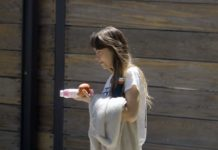 Dakota Johnson – Leaving Her House in LA