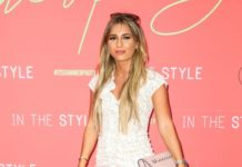 Dani Dyer – In The Style Summer Party in London