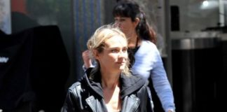 "Diane Kruger -""355"" Set in Paris"