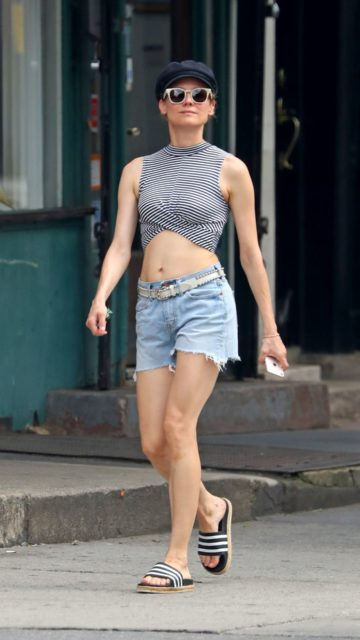 Diane Kruger – Out in New York