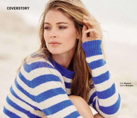 Doutzen Kroes – Grazia France