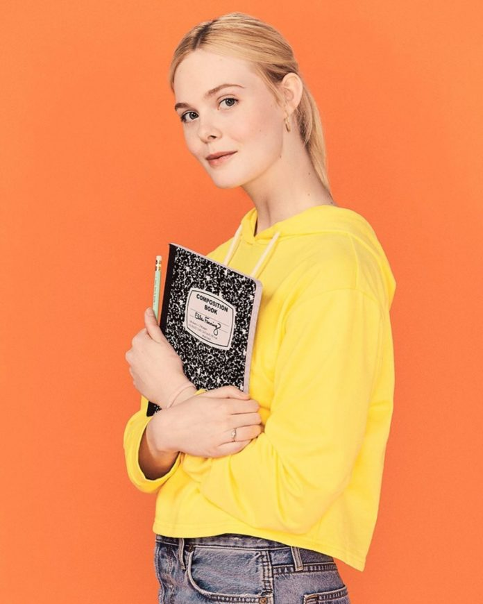 Elle Fanning – The Baby-Sitters Club Promo Material 2019