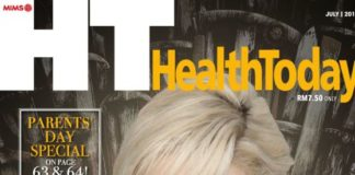 Emilia Clarke – Health Today Malaysia July 2019 Issue