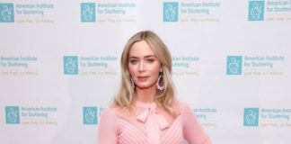 Emily Blunt – 2019 American Institute For Stuttering Gala in NYC