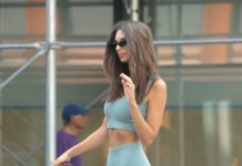 Emily Ratajkowski – Out in New York