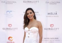 Eva Longoria – Marbella Fashion Show, Global Gift Philanthropic Weekend