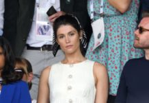 Gemma Arterton – Men's Final Day at the Wimbledon 2019 Tennis Championships
