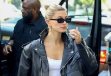 Hailey Rhode Bieber – Bed Bath and Beyond in Hollywood