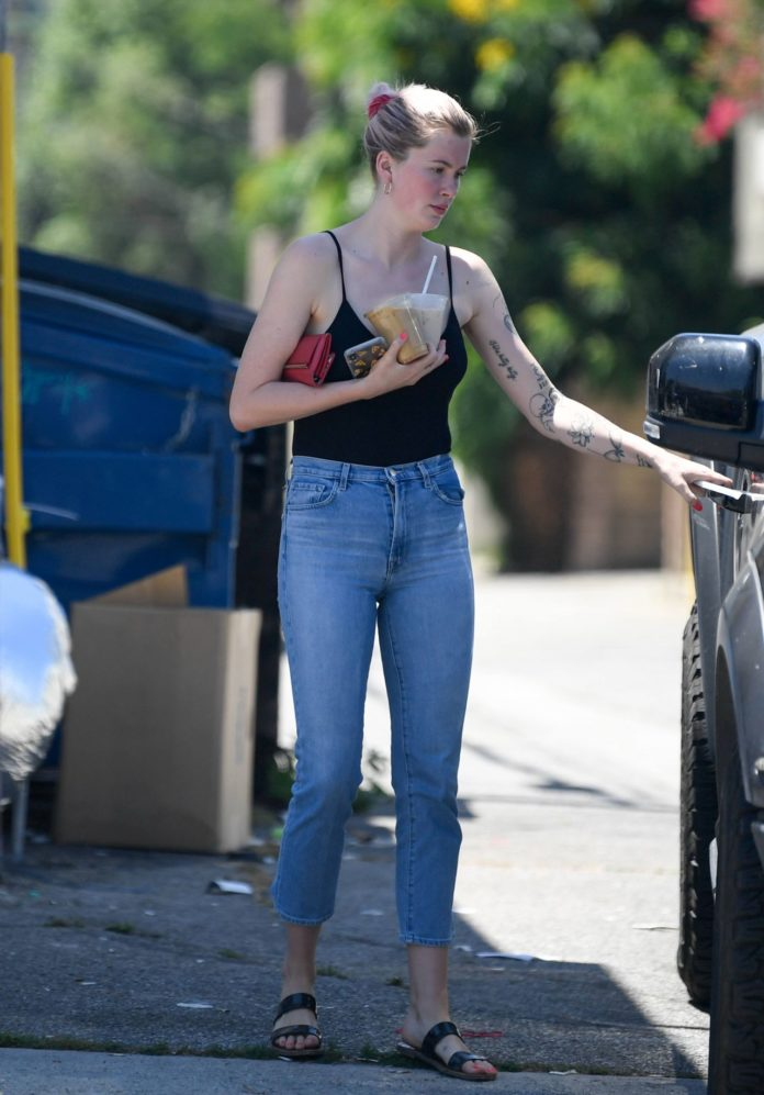 Ireland Baldwin – Out in Los Angeles