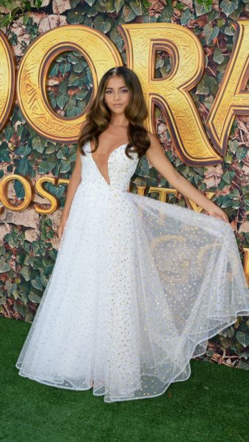 """Isabela Moner – """"Dora and the Lost City of Gold"""" Premiere in Los Angeles"""
