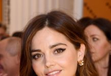 Jenna Coleman – Bvlgari Corner Shop Launch in London