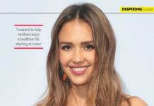 Jessica Alba – Essentials SA August 2019 Issue