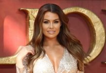 "Jessica Wright – ""The Lion King"" Premiere in London"