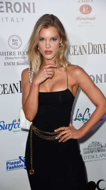 Joy Corrigan – Swim Issue Release Party in Miami