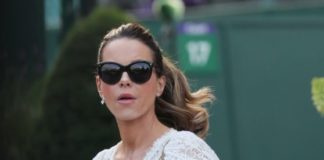 Kate Beckinsale – Arriving at Wimbledon in London