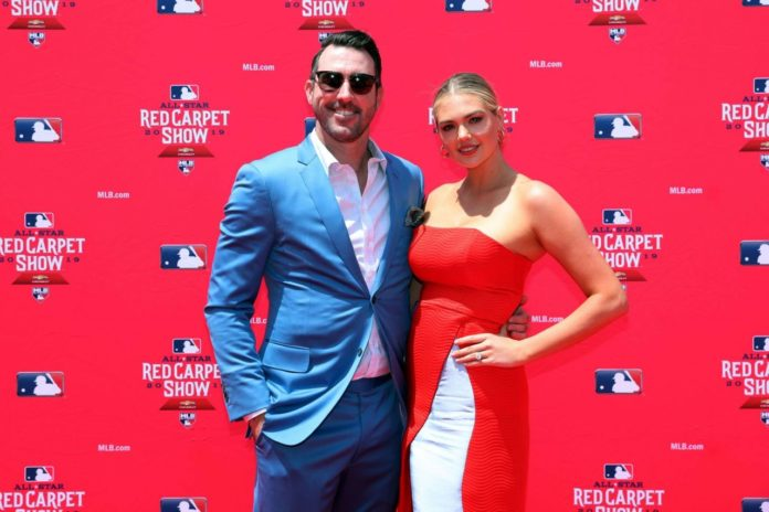 Kate Upton – 2019 MLB All-Star Game Red Carpet in Cleveland