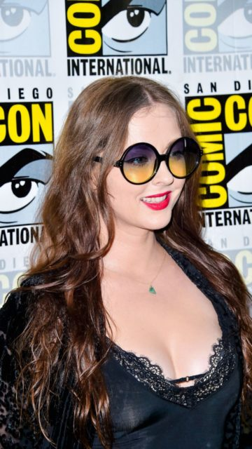 "Katharine Isabelle – ""The Order"" Photocall at SDCC 2019"