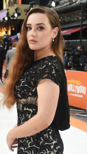 """Katherine Langford – """"Once Upon a Time in Hollywood"""" Premiere in London"""