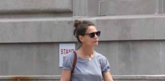 Katie Holmes – Out in NY