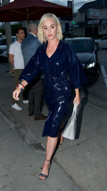 Katy Perry – Craig's Restaurant in West Hollywood
