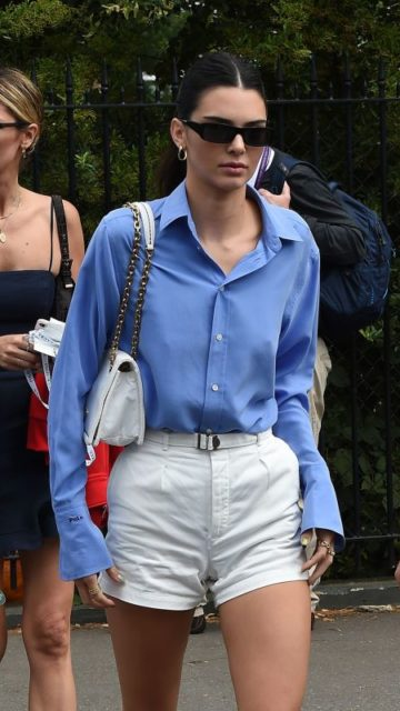 Kendall Jenner – 2019 Wimbledon Championships in London