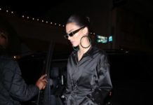 Kendall Jenner Night Out Style – Craig's in West Hollywood